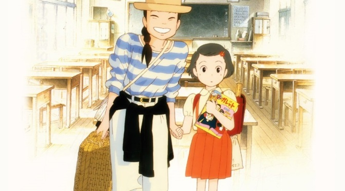 Only yesterday (Studio Ghibli)